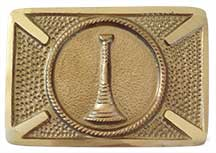 lieutenant chain of command firefighter belt buckle