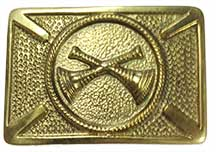 battalion chief chain of command firefighter belt buckle