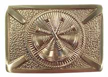 deputy chief chain of command firefighter belt buckle